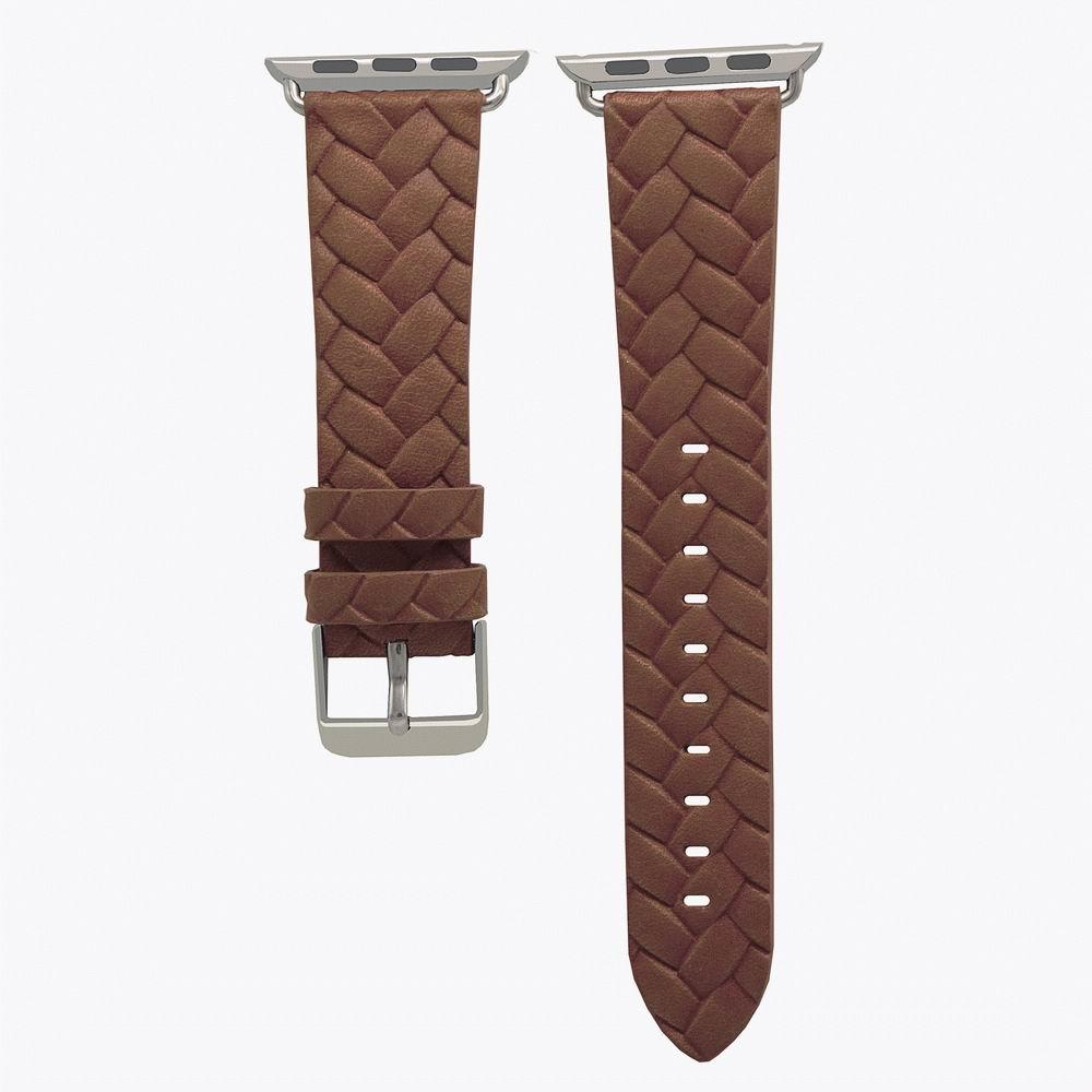 Soft Leather Watch Strap Replacement Wristband Bracelet for Apple Store Watch Bands BLAP181061