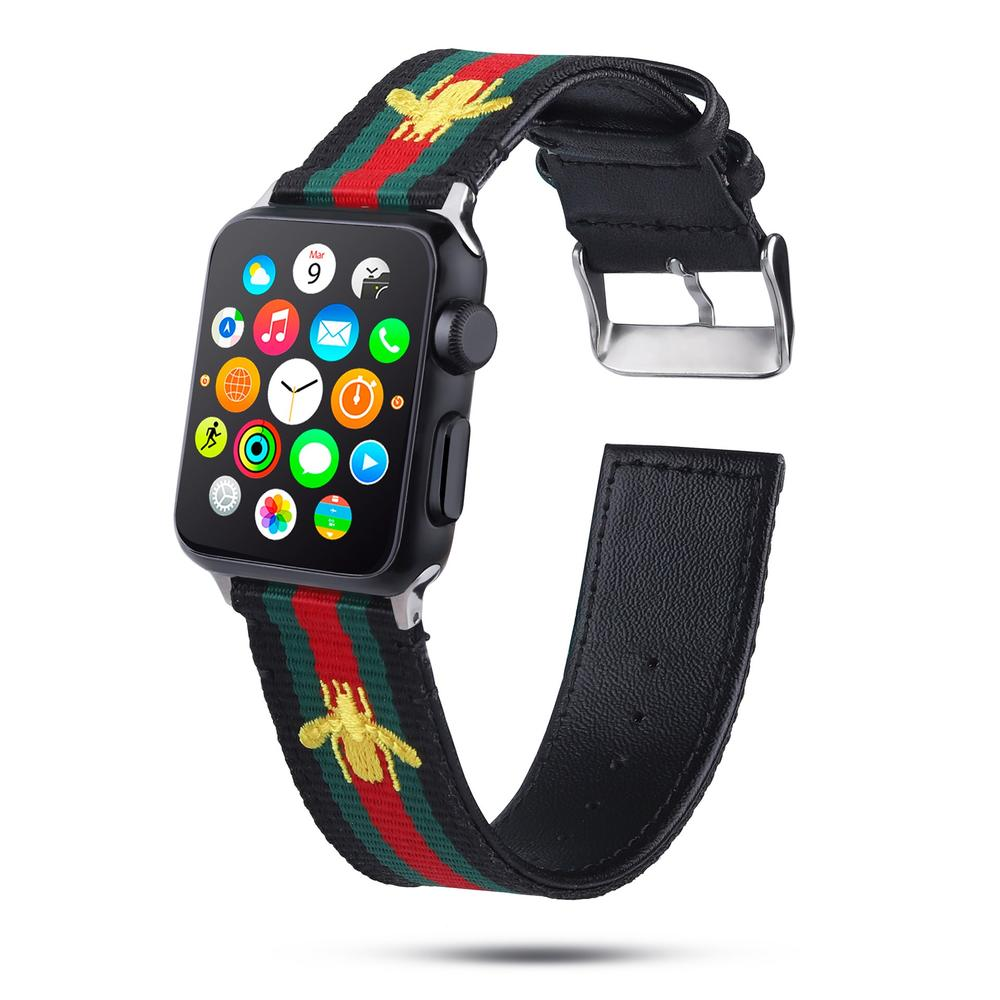 Sport Band Compatible with Apple Watch Band Colors FLS381008