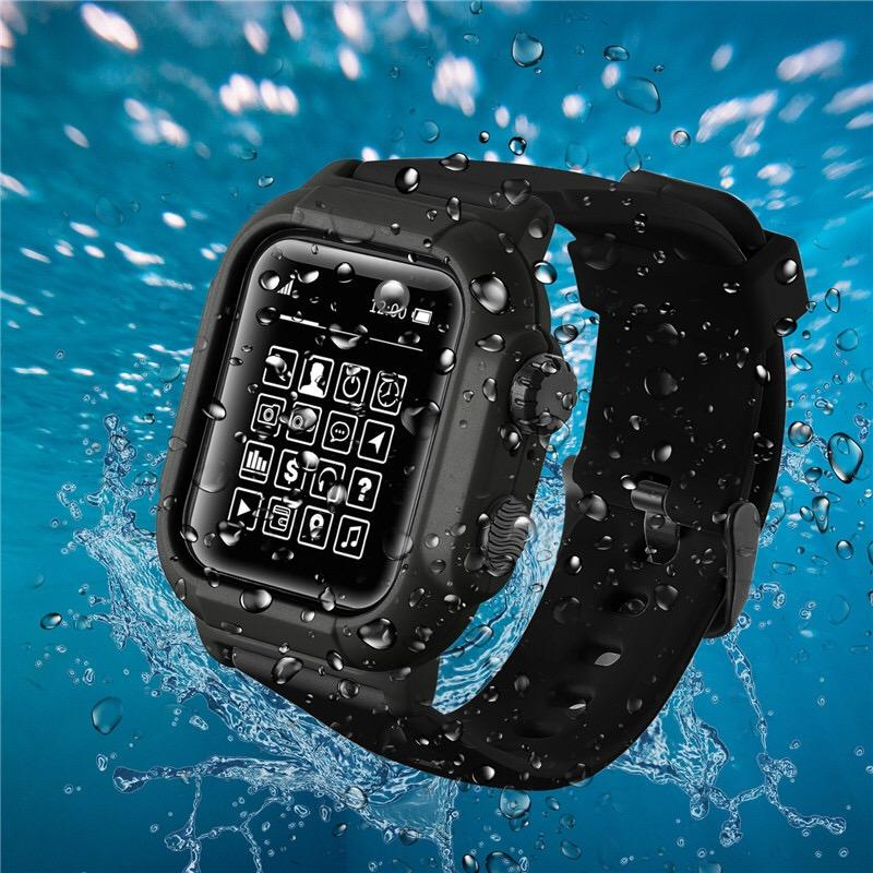 Waterproof Case for Apple Watch Series FLS181016
