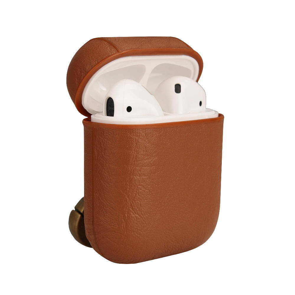 Leather Airpod Case for Airpods 2 and 1 AP181047