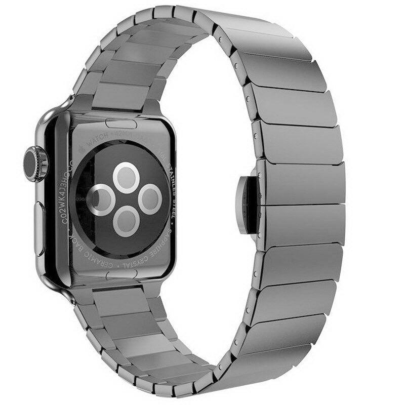 Stainless Steel Best Watch Bands For Apple Watch METAL581002